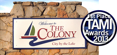 The Colony, Texas – The Lake, The Golf, The Fun!