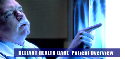 "Reliant Health Care ""Patient Overview"""